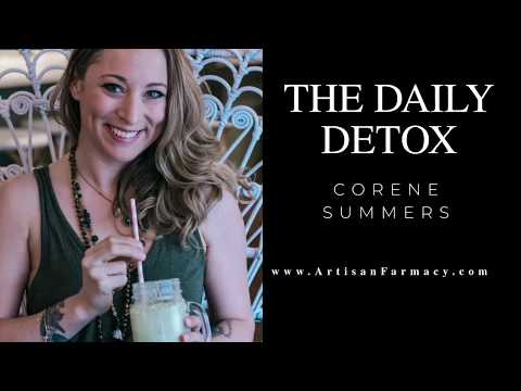 The Daily Detox Guide | Natural & Holistic Detox Techniques | Artisan Farmacy