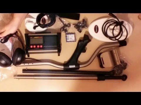 ☻ NOKTA Fors Gold + Metal Detector Unboxing Review