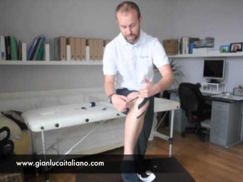Video Dzhamaldinov Sanitarie ginocchio artrosi articolare