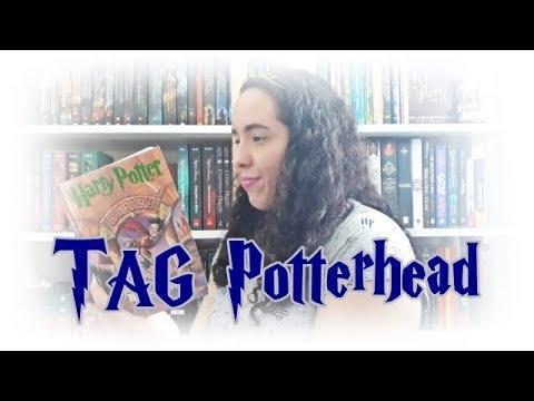 TAG Potterhead | Um Livro e Só