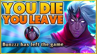 If you die... you LEAVE the game!! - BunnyFuFuu | League of Legends