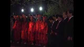 preview picture of video 'Khai ấn đền Trần- Nam Định năm 2013'