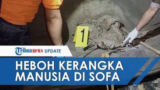 Heboh Kerangka Manusia Duduk Ditemukan di Bandung, Identitas Korban yang Diduga Tewas 1 Tahun Lalu