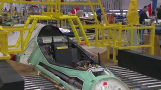 Lockheed Martin F-35 Lightning II Manufacturing