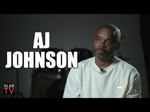 "AJ Johnson: Suge Pulled a Gun on Me for Playing ""Sleazy-E"" in Eazy-E's Video (Part 3)"