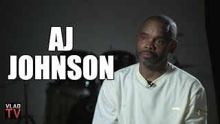 """AJ Johnson: Suge Pulled a Gun on Me for Playing """"Sleazy-E"""" in Eazy-E's Video (Part 3)"""