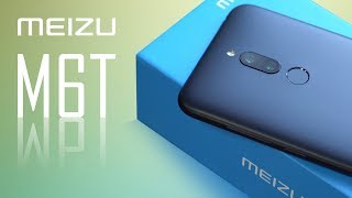 Смартфон Meizu M6T 2/16GB Black от компании Cthp - видео 2