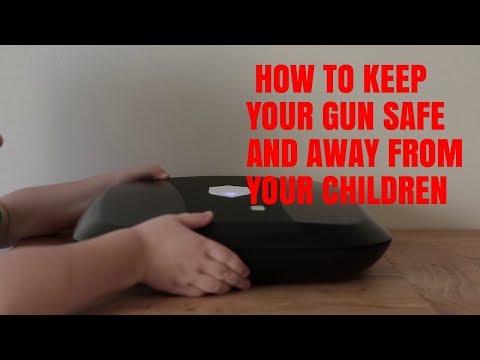 Best Pistol Safe For Quick Access – The Gun Box Pistol Safe Review