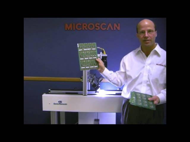 Introducing Microscan's PanelScan™ PCB Traceability System - a turn-key hardware/software solution that simplifies barcode reading for multi-array PCB panels in high-mix, low-volume assembly environments.