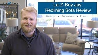 La-Z-Boy Jay Reclining Sofa | Sofa Review Episode 11