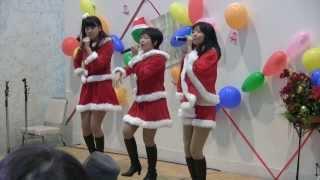 りんご娘クリスマスソングメドレー2011.12.25