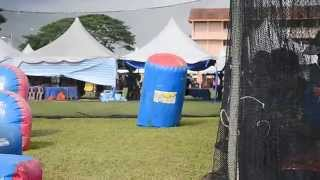 preview picture of video 'Paintball Final @Astro Fiesta.'