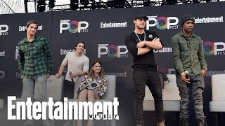 Teen Wolf: Tyler Posey, Dylan Sprayberry & Cast Play Truth Or Dare | PopFest | Entertainment Weekly