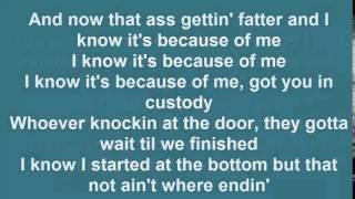 Future - I Won Feat. Kanye West Lyrics