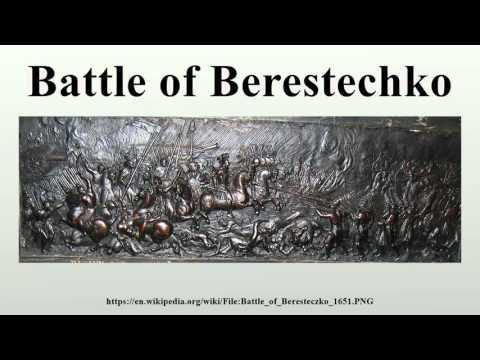 Battle of Berestechko