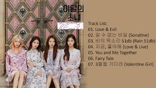 [Mini Album] LOONA 1/3 – Love & Evil