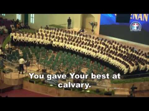 DLBC Youth Choir: Because He Lives