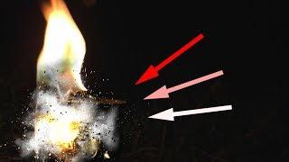 Взорвется ли масляной фильтр если его поджечь?
