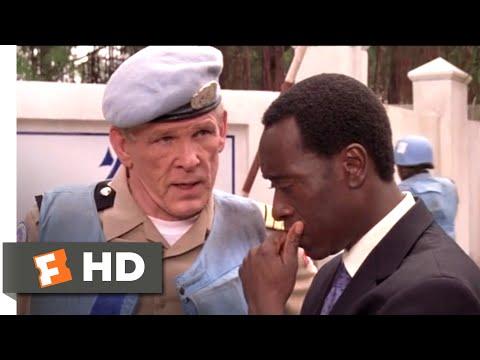 Hotel Rwanda (2004) - The Hutu Arrive Scene (4/13) | Movieclips