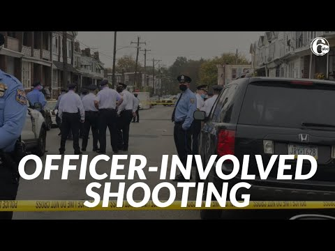 'Put the knife down': Man shot, killed by police in West Philadelphia