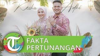 Fakta Pertunangan Kesha Ratuliu dan Adhi Permana, Perubahan Penampilan hingga Rencana Pernikahan