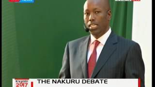 Former MP Lee Kinyanjui shares his dream for the County of Nakuru: Kivumbi 2017