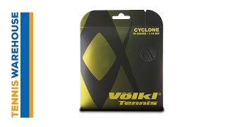Volkl Cyclone String (200m) video