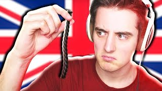 TRYING WEIRD BRITISH CANDY!!