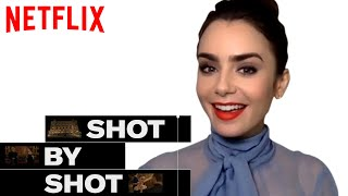 Lily Collins Breaks Down the Opera Scene from Emily in Paris | NETFLIX