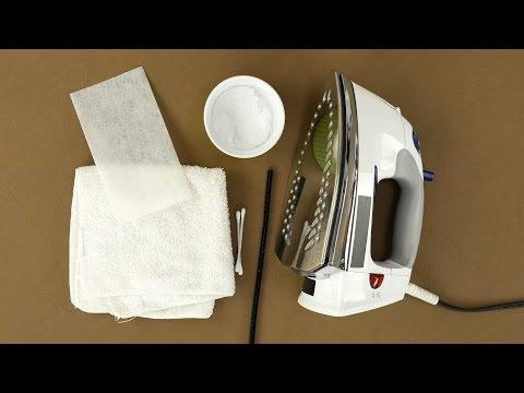Πως να καθαρίσετε ένα παλιό σίδερο