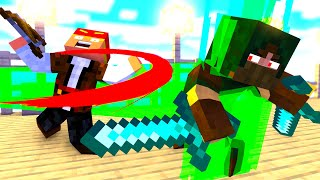 PvP Life 2 - All Fights - Craftronix Minecraft Animation