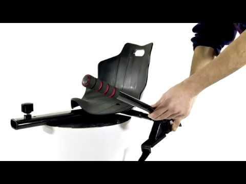 Montage HOVERKART / Kit Kart / Siège pour hoverboard