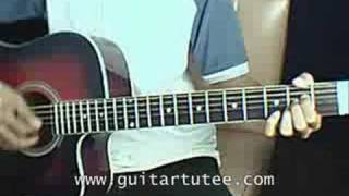 The Bucket (of Kings of Leon, by www.GuitarTutee.com)