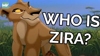 Zira's FULL STORY (mixed with my theories) | The Lion King II: Discovering Disney