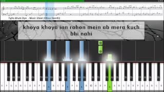 Tujhe Bhula Diya (Anjaana Anjaani) | Piano   - YouTube