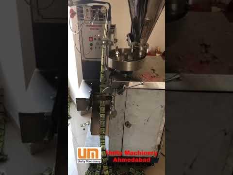 Mouth Freshener Packing Machine