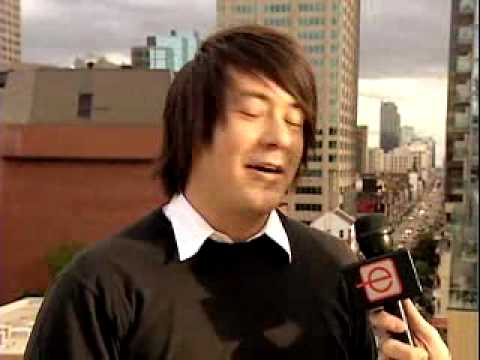 Yellowcard on MTV e2