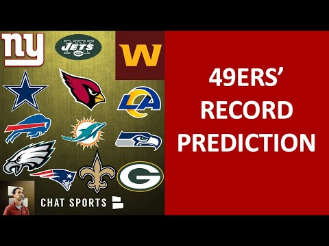 San Francisco 49ers 2020 Record Prediction and Schedule Breakdown