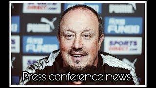 Rafa's pre-match press conference recap | Burnley away