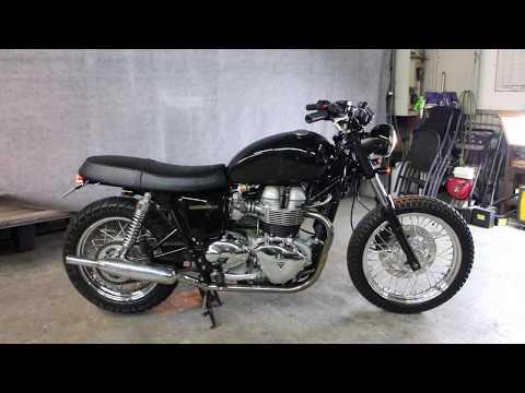 BONNEVILLE800 [ボンネビル]/トライアンフ 800cc 神奈川県 RAMPAGE