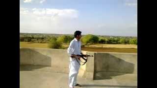 preview picture of video 'CHAKWAL Firing Khuram Minhas'