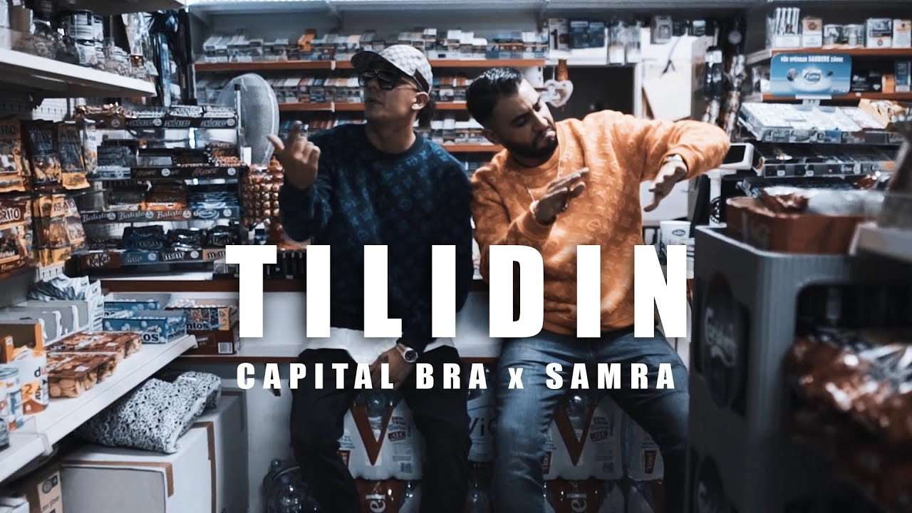 Capital Bra & Samra – Tilidin