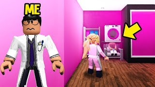 My Girlfriend Went MISSING.. Gold Digger Tried To BRAINWASH Her! (Roblox Bloxburg)