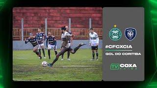 #CFCxCIA - Gol do Coritiba