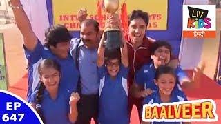 Baal Veer - बालवीर - Episode 647 - Meher's Team Wins