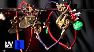 ANNE WOODMAN JEWELRY DESIGN at RAW New York Discovery 02 07 2013