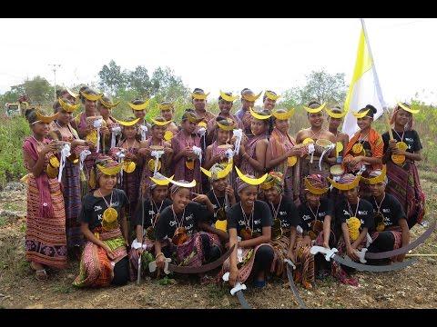 Prozession in Timor-Leste