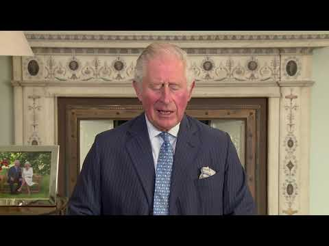 VIDEO: Prince of Wales urges insurers to take collective global action on climate change