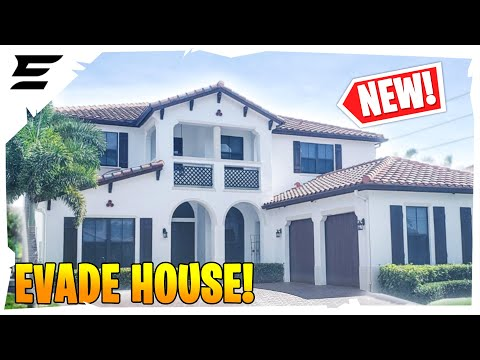 The Official Evade Mansion Tour...