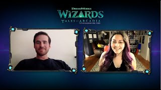 Wizards: Tales Of Arcadia Interview Colin O'Donoghue & Marc Guggenheim (Mamas Geeky)